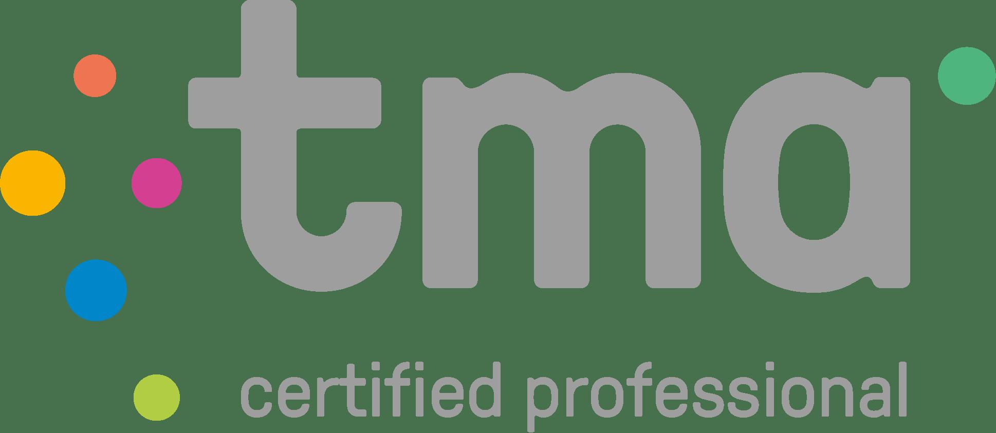 TMA-Certifiedprofessional-logo