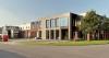 Nieuwbouw showroom en kantoor Van Dijk Gevelsteen in Bodegraven