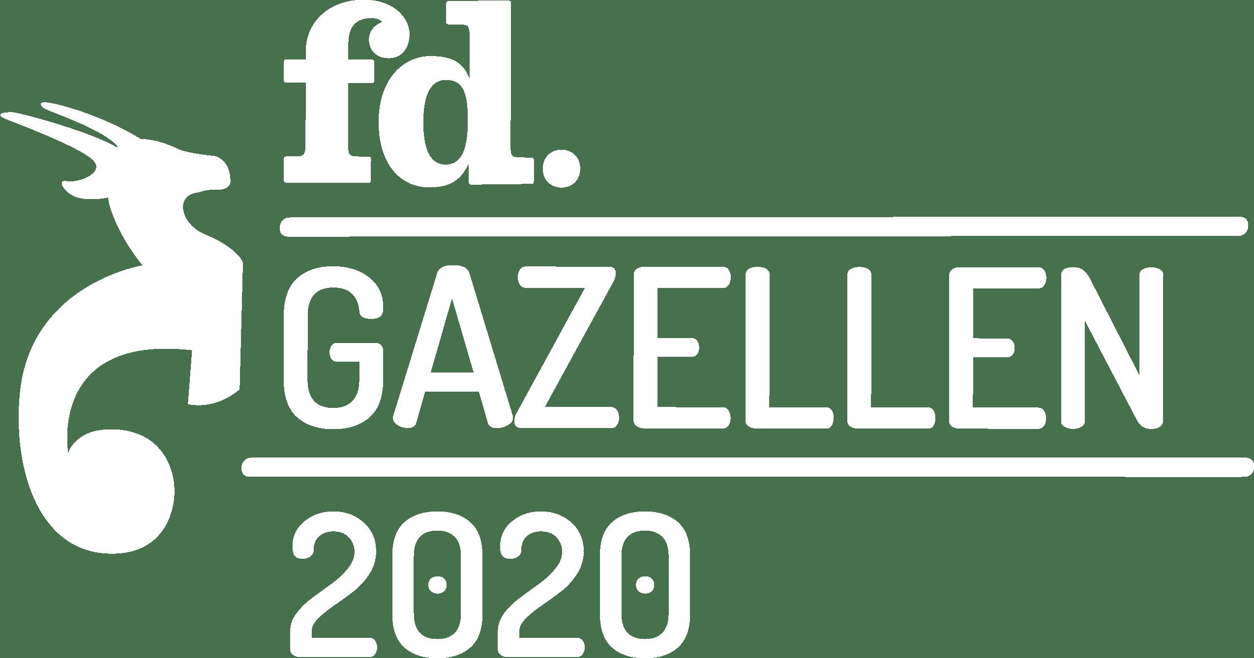 FD Gazellen (3x op rij)
