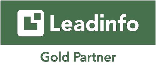 Leadinfo Gold Partner